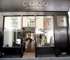 Coco Nail Bar | 267 Portobello Road, London W11 1LR