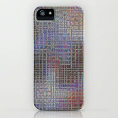 Re-Created Matrix No. 23 #iPhone & #iPod #Case by #Robert #S. #Lee - $35.00