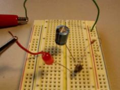 Simplest_LED_Flasher_Circuit