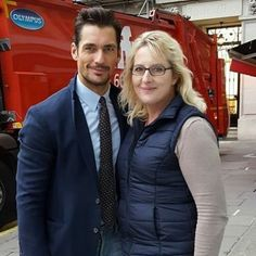 Adventure London / Adventure #davidgandy today .... Once again an oberwhelming moment #british #brilliant #malemodel #supermodel #rolemodel - very #goodlooking #charming #kindly ... a lot more #fashion #gq #interview #mensfashion #gandyforautograph #menswear #marksandspencer #manwithtie  #manwithclass #manwithstyle definitely #dapper  #gentleman
