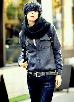 #Wonjongjin #TheJ #Ulzzang #Fashion #Style #Hairstyle
