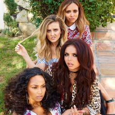 My Beautys. Jade always has the best expressions.