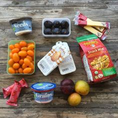 We've been picnicking up a storm this summer.The kids love eating outside at the park, and I love not having to clean my kitchen every 5 minutes. A win-win! Of course, I don't always have time to prepare traditional picnic food. So we oftenend up bringing a variety offresh fruits & veggies plus some packaged …