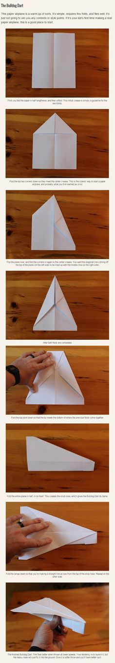 Some paper airplane-y goodness for ya! - Album on Imgur