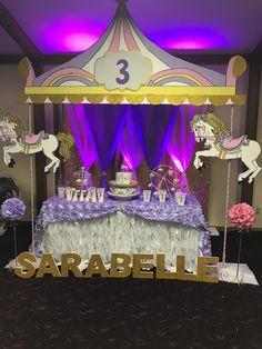 Carousel decoration