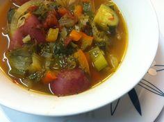 Vegetable Soup | Baker Kella