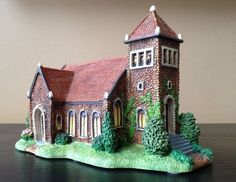 Hallmark Jan Karon Mitford Village -- The Lord's Chapel...looking for this one.