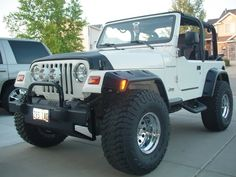 cant wait till it gets warm enough to take the top and doors off of my jeep wrangler