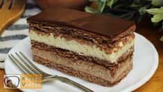 Hungarian Recipes, Hungarian Food, Chef Gordon Ramsay, Cake Bars, Kaja, Tiramisu, Cookie Recipes, Food And Drink, Cookies