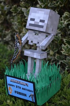 Hey, I found this really awesome Etsy listing at https://www.etsy.com/listing/259339960/personalized-3d-minecraft-inspired