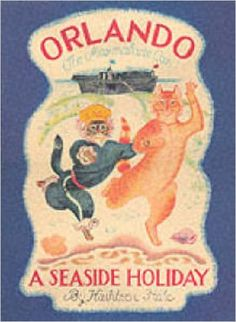Orlando the Marmalade Cat : A Seaside Holiday by Kathleen Hale Hardcover) for sale online Vintage Cat, Vintage Children's Books, Seaside Holidays, Red Cat, Children's Book Illustration, Book Illustrations, Cat Art, Childrens Books, Teen Books