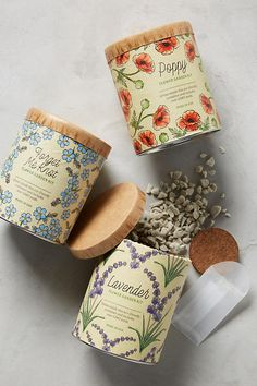 Slide View: 2: Spring Garden Seed Kit