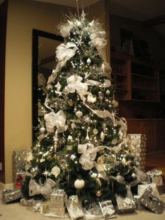 love! I love creating winter wonderland at Christmas!