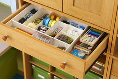 Tame Your Junk Drawer