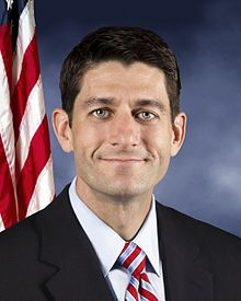 Paul Ryan, Vice Presidential Nominee - Wikipedia description (After his speech at the Republican convention in Florida, I'd like to get to know this guy)