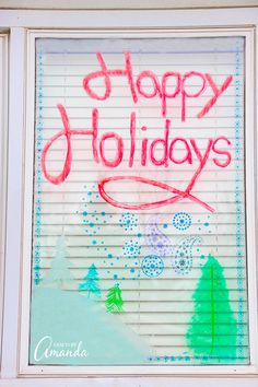 My daughter and daycare kids love helping decorate the house for the holidays – any holiday! It's always such a fun group activity and I love that it sets the tone for visitors before they even knock on our front door.