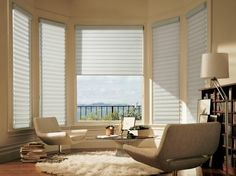 Custom shades: Pirouette® by Hunter Douglas,http://www.hwfashions.com/products/CustomWindowTreatments/CustomShades