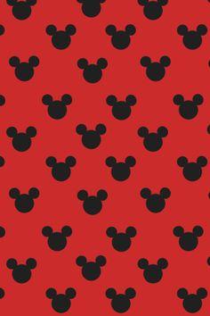 Mickey Pattern WallpaperMickey Minnie MouseMickey