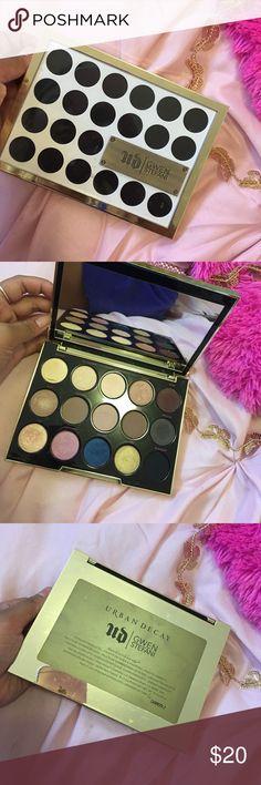 Urban decay gwen stefani Palette Lightly used Urban Decay Makeup Eyeshadow