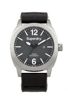 SYG103TW - Superdry Thor heren horloge