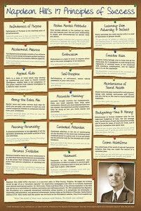 Napoleon HIll's 17 principles of successYou can find Napoleon hill and more on our website.Napoleon HIll's 17 principles of success Quotes Dream, Life Quotes Love, Success Poster, Success Quotes, Career Quotes, Relationship Quotes, Robert Kiyosaki, Napoleon Hill Frases, Tony Robbins