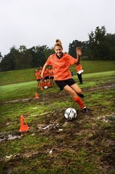 Soccer Training: Plyometric Drills and Exercises