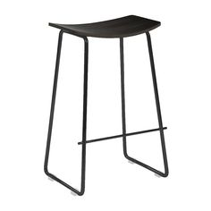 Browse Contemporary Bar Stools Online or Visit Our Showrooms To Get Inspired With The Latest Bar Stools From Life Interiors - Hendrix Bar Stool (Black) Timber Bar Stools, Black Counter Stools, Leather Counter Stools, Contemporary Bar Stools, Modern Bar Stools, Rustic Kitchen Cabinets, Kitchen Stools, Metal Chairs, Bar Chairs