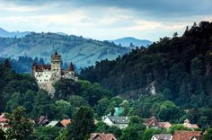 You can now rent Dracula's Castle on Airbnb - For one night only Airbnb are offering the chance for a daring traveller and their companion to sleep in the home of Bram Stoker's Dracula – or so they say.    Bran Castle – all ramparts and …
