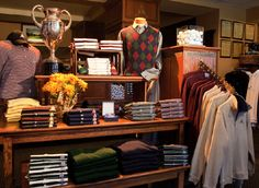 Golf Pro Shop Ideas | Increasingly, golf shops at club and resort properties are expanding ...