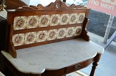 Victorian Mahogany Washstand | Other Antiques, Art & Collectables | Gumtree Australia Moreland Area - Brunswick East | 1040913937 Antique Furniture, Outdoor Furniture, Outdoor Decor, Victorian, Antiques, Home Decor, Art, Antiquities, Kunst