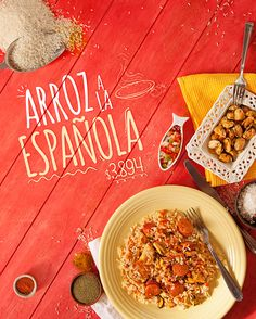 RECETAS UNIMARC on Behance