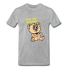 maglietta con fuck you | Spreadshirt | ID: 24979026