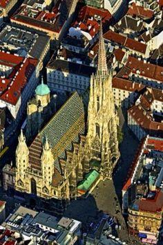 Catedral de Viena.