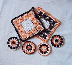 Ravelry: Presine a fiori pattern by Mirella Lilli