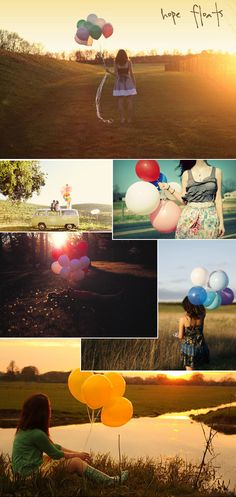 Im just obsessed with every picture that has baloons in it.
