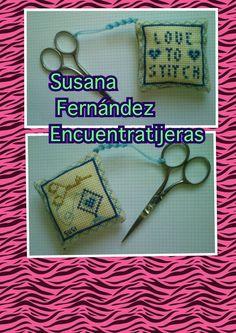 Encuentra Tijeras Susana Fdz.