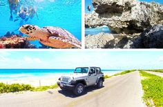 Private Cozumel Jeep Tour in Cozumel Mexico, Best Cozumel Excursions