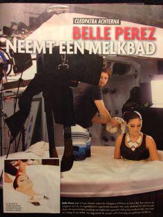 Belle Perez  MuaH : Michèle