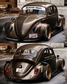Volkswagen – One Stop Classic Car News & Tips Vw Touareg, Bmw Autos, Vw Cars, Modified Cars, Vw Beetles, Custom Motorcycles, Amazing Cars, Awesome, Custom Cars
