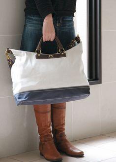 Rakuten: Kinoshohampu 2 way shoulder bag size M[sokunou]- Shopping Japanese products from Japan