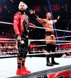 Enzo and Cass                                                       …