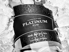 A beautifully packaged rum. We can't wait to find out if the rum exceeds the class of the packaging.