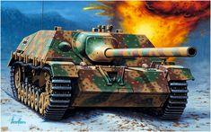 Jagdpanzer IV L/70(V) SdKfz. 162/1