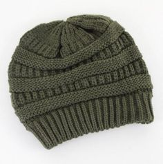 Get ready for your next trek through the woods with this adorable and irresistably cozy beanie. $22
