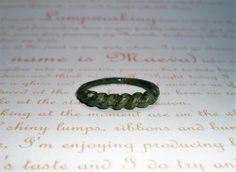 Viking Bronze Ring, Ancient Viking Jewellery, Mens Ring, Viking Ring, Men's Ring, Man Ring, Antique Ring, Vintage Ring, Antique Men's Ring