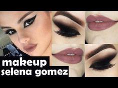 Selena Gomez Makeup Tutorial - 3 maquiagens neutras e poderosas da Selen...