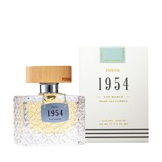 Fossil 1954 for her - $60 (also available in travel size)