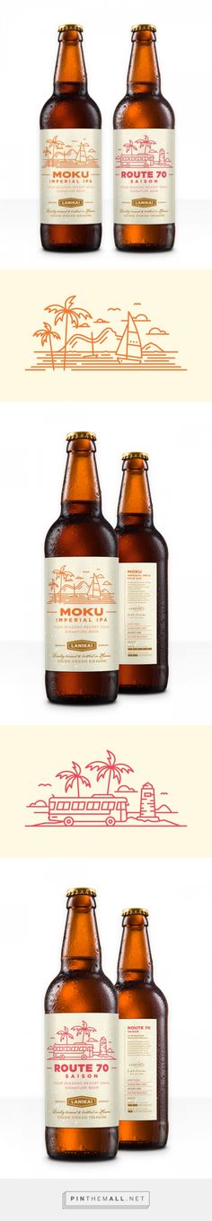Lanikai Brewing Co. | Oh Beautiful Beer... - a grouped images picture - Pin Them All