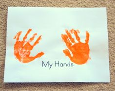 """My"" Sight Word Book (trace hands, use cut outs for feet Preschool Rules, Preschool Learning, Literacy Activities, Fun Learning, Educational Activities, Early Learning, All About Me Project, All About Me Crafts, All About Me Book"