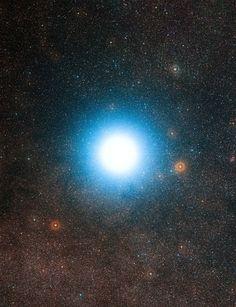 Universo Mágico: Los alrededores de Alfa Centauri